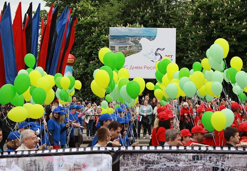 Пятилетие независимости в ЛНР и ДНР