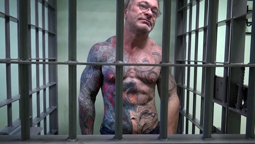 Задержанный наркодилер