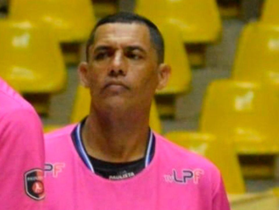 Арбитр Исилдо Фабиано Бьянчи да Силва