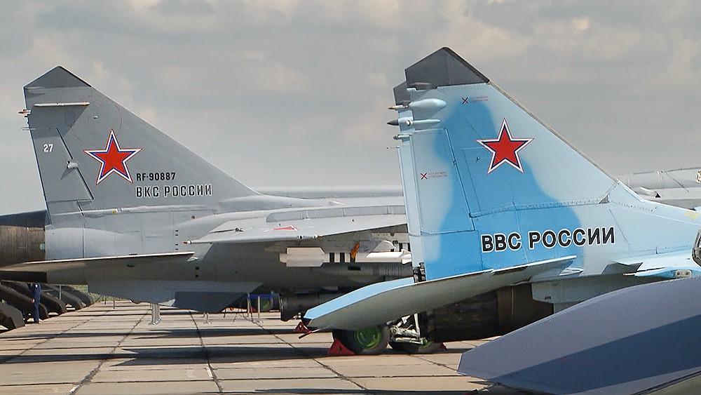 Самолеты ВКС России