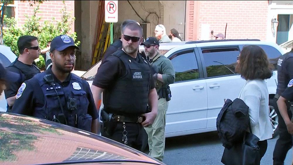 Спецслужбы США вторглись в посольство Венесуэлы