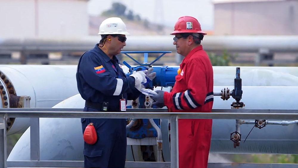Нефтедобыча в Венесуэле