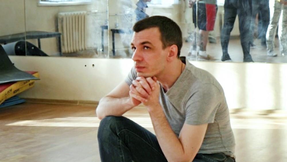 Разработчик компьютерных игр Олег Тищенко