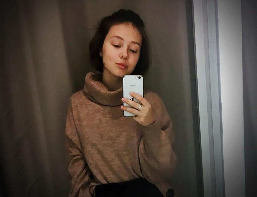 """Екатерина Старшова, игравшая Пуговку в сериале """"Папины дочки"""""""