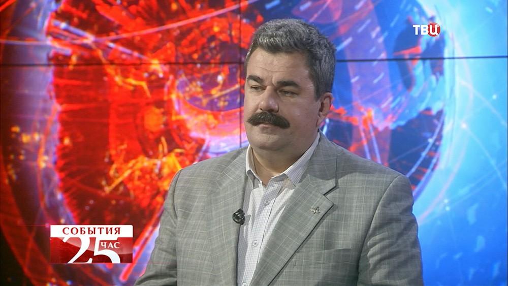 """Алексей Леонков, военный эксперт, редактор журнала """"Арсенал Отечества"""""""