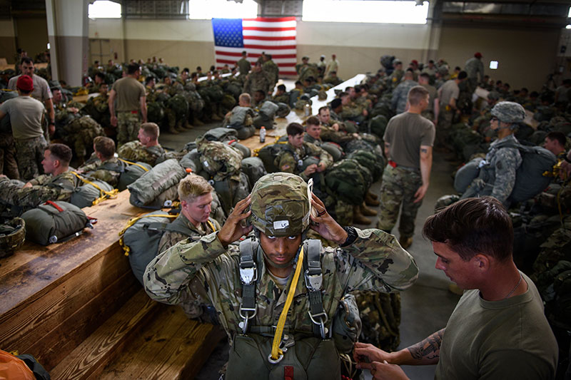 Американские десантники