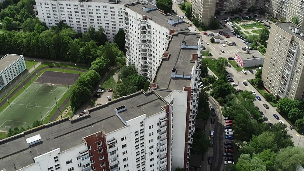 """Район """"Теплый стан"""""""