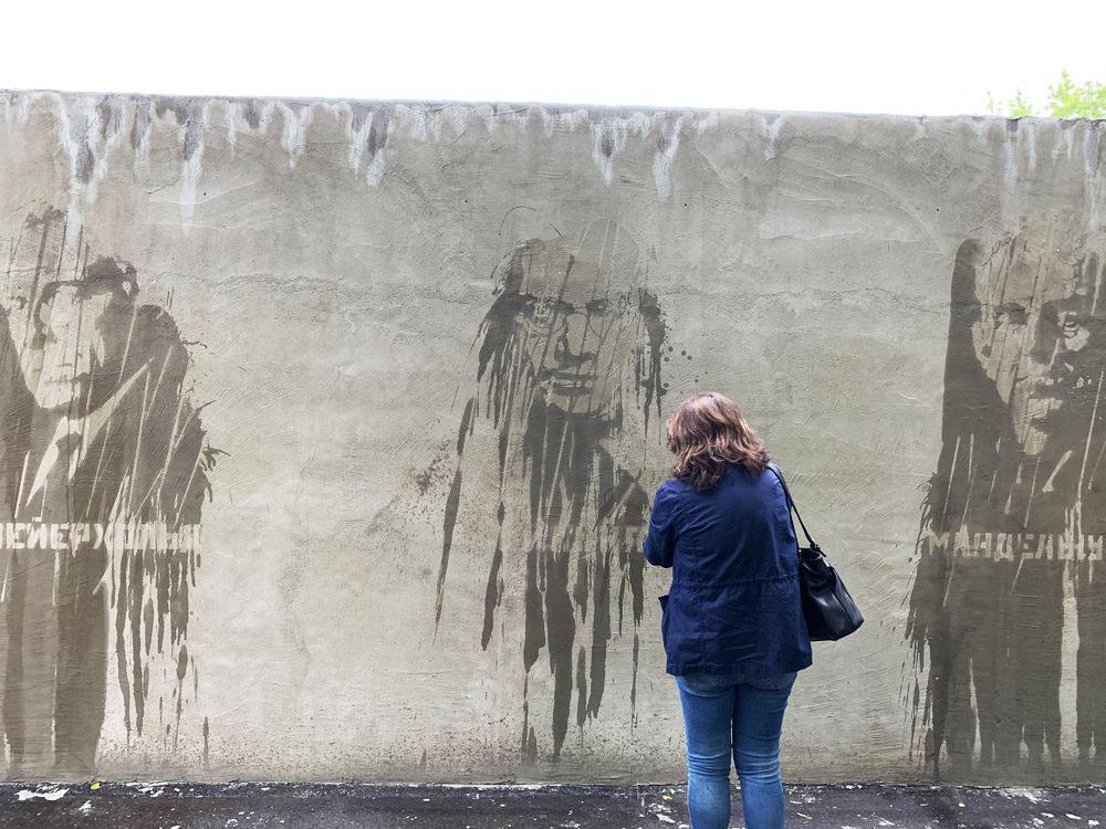 """Арт-проект """"Дожди истории"""""""