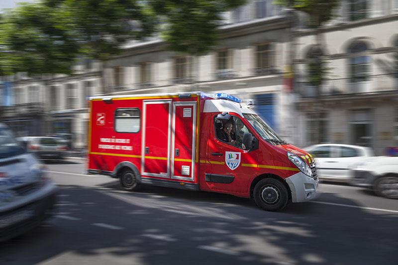 Во французском Лионе прогремел взрыв