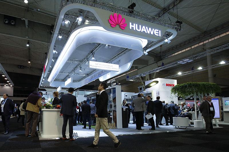 Корпорация Huawei