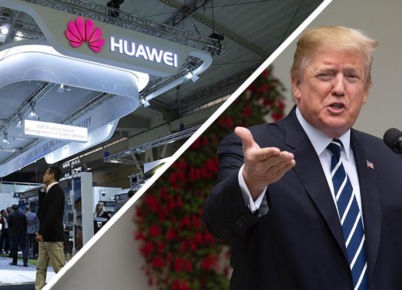 Корпорация Huawei и Дональд Трамп
