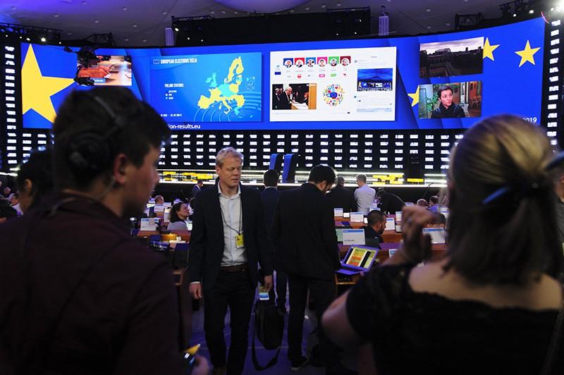 Выборы в Европейский парламент
