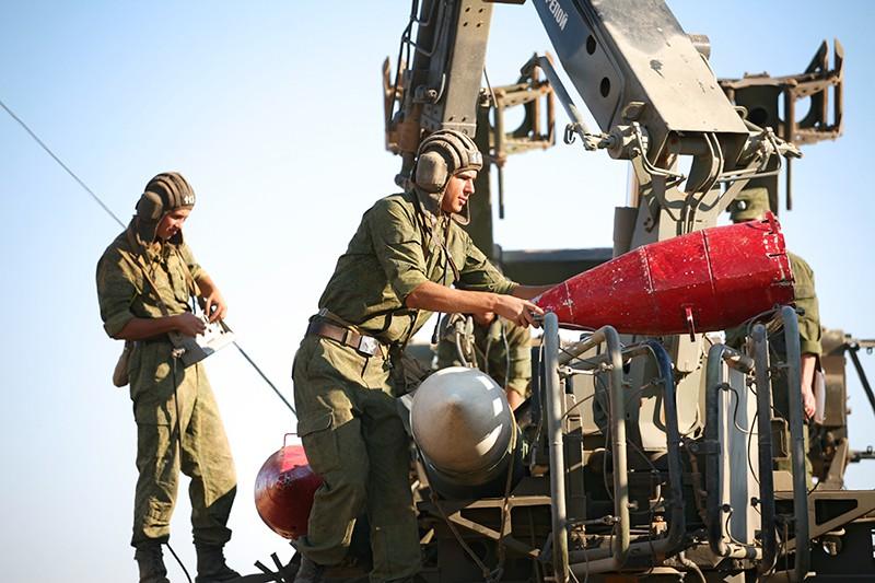 Подготовка ЗРК к обнаружению и поражению воздушных целей