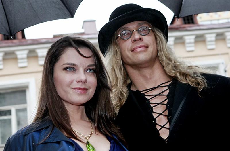 Наташа Королева и Сергей Глушко (Тарзан)