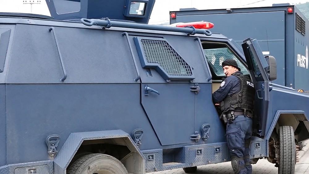 Полиция Косово