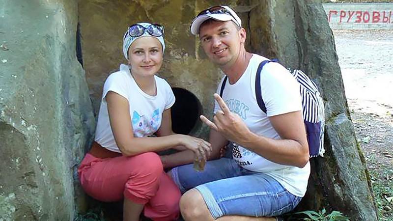 Юрий Платунов подозреваемый в убийстве своей жены Натальи