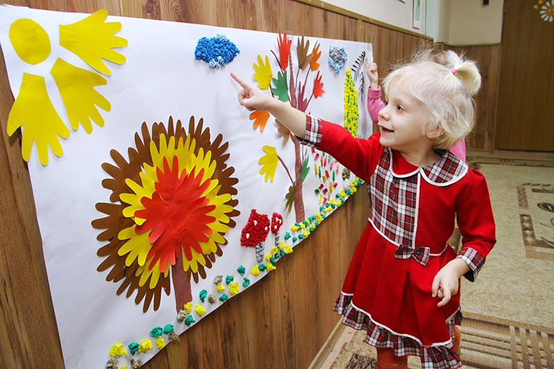 Воспитанница детского дома