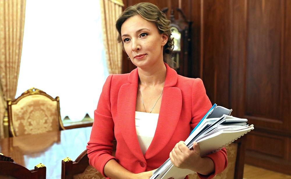 Уполномоченный при Президенте по правам ребёнка Анна Кузнецова