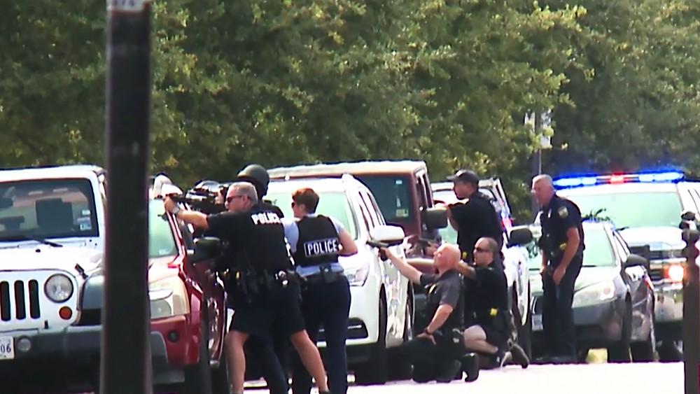 Полиция США проводит спецоперацию