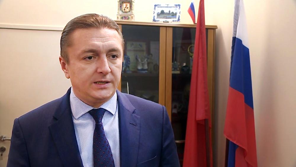 Бывший глава Раменского района Андрей Кулаков