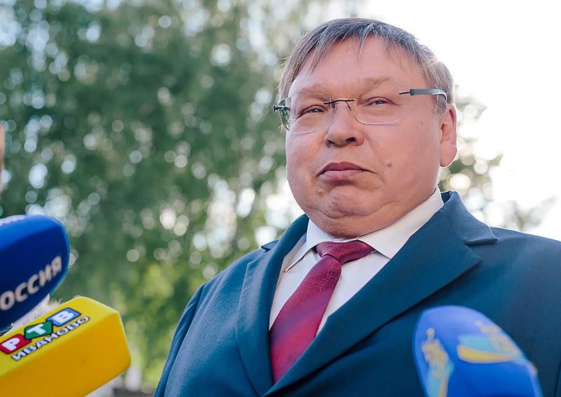 Экс-губернатор Ивановской области Павел Коньков