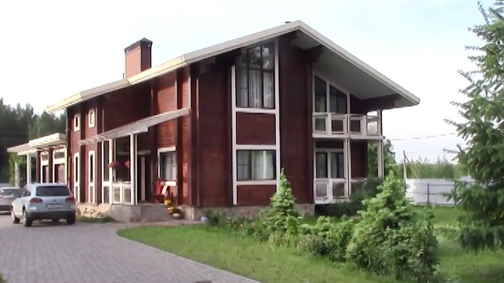 Дом экс-губернатора Ивановской области Павла Конькова