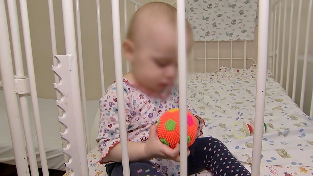 Дети оставленные матерью в хостоле в Котельниках