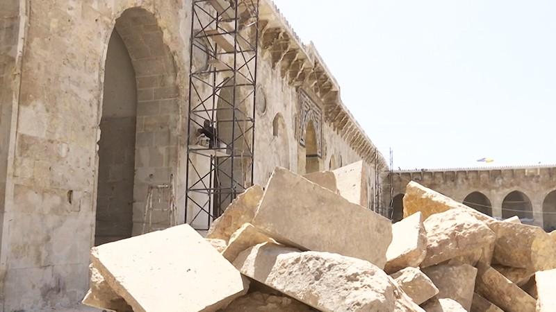 Реставрация мечети Омейядов