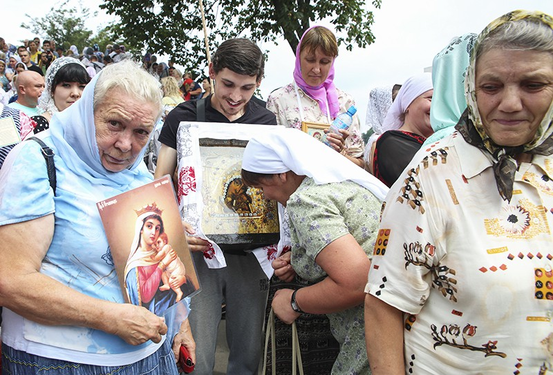 Украинские верующие