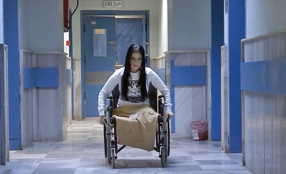 Пациенты госпиталя в Сирии