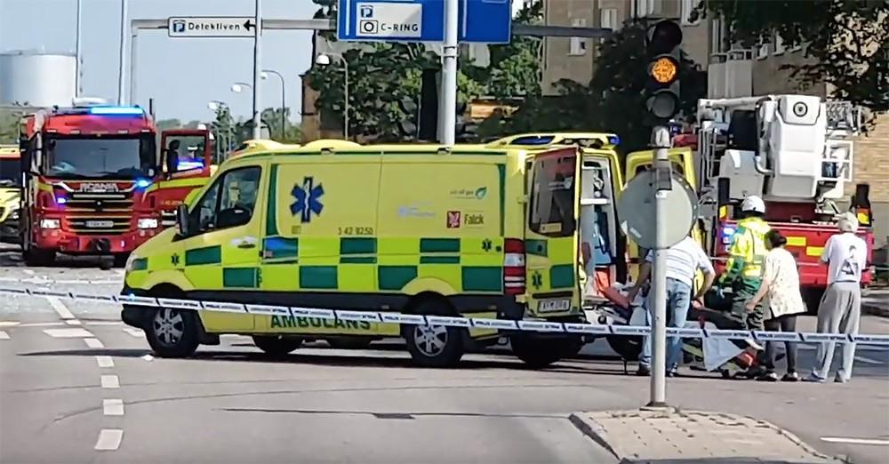 Скорая помощь в Швеции