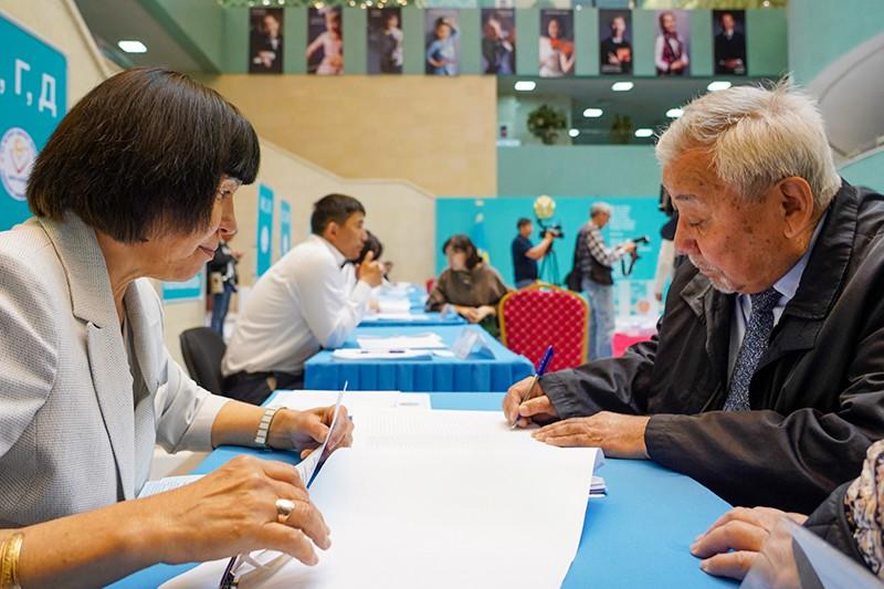 Выборы в Казахстане