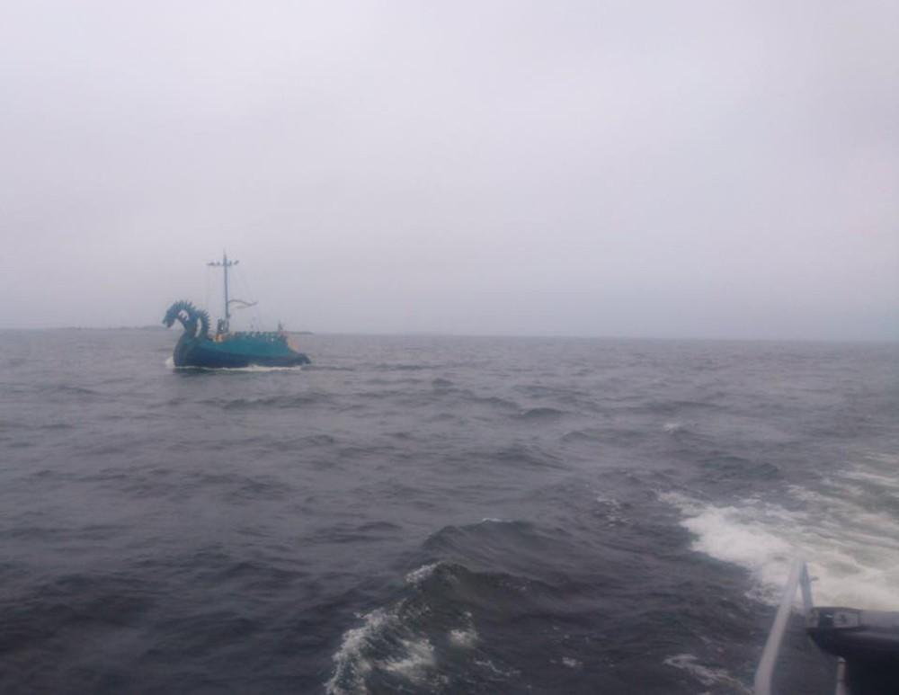 Российская яхта