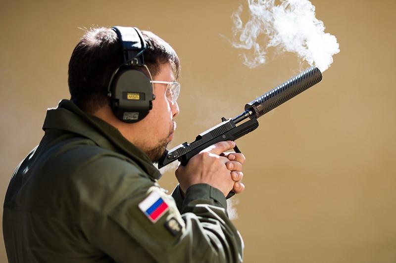 """Пистолет """"Удав"""""""