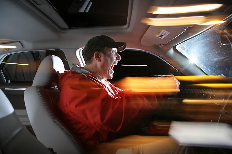 Экстремальный водитель