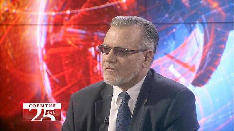Директор Института Дальнего Востока Российской академии наук Сергей Лузянин