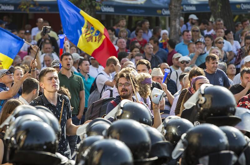 Жители Молдавии