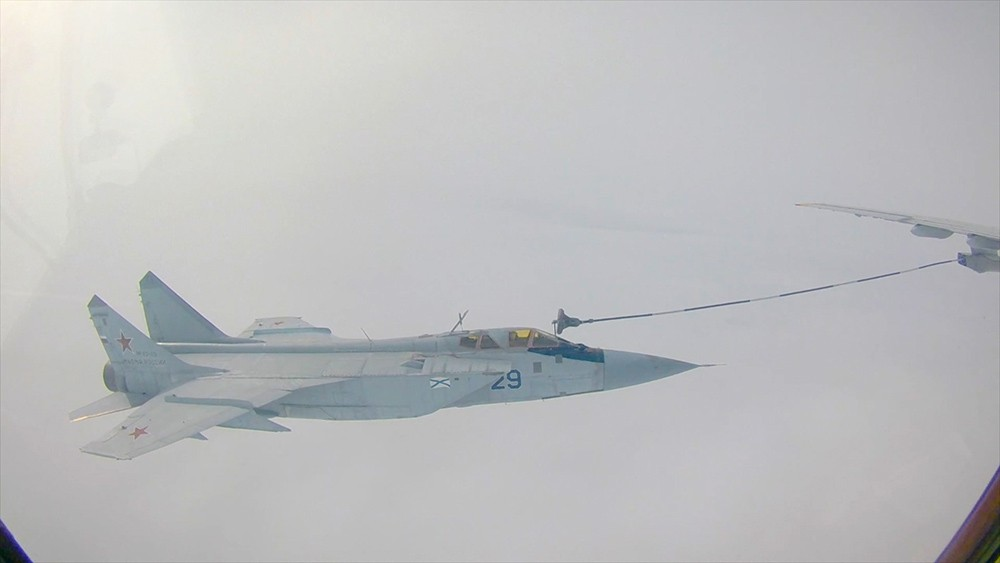 Истребители-перехватчики МиГ-31БМ
