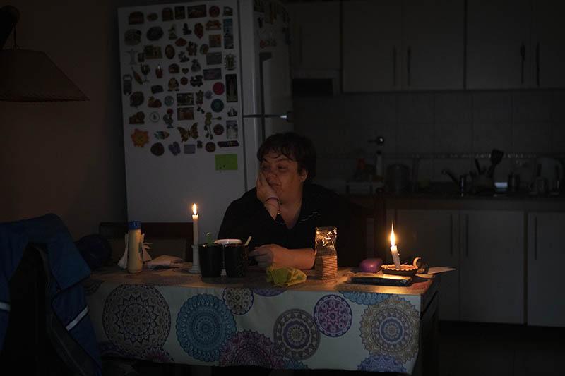 Массового затемнения в Буэнос-Айресе