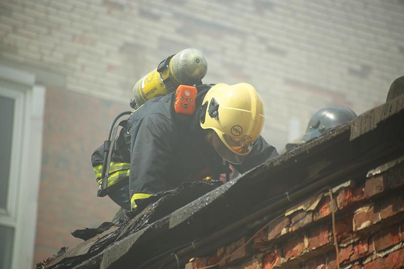 Сотрудник противопожарной безопасности