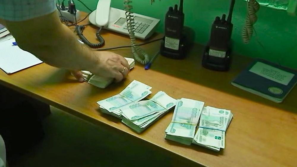 Найденные деньги в метро
