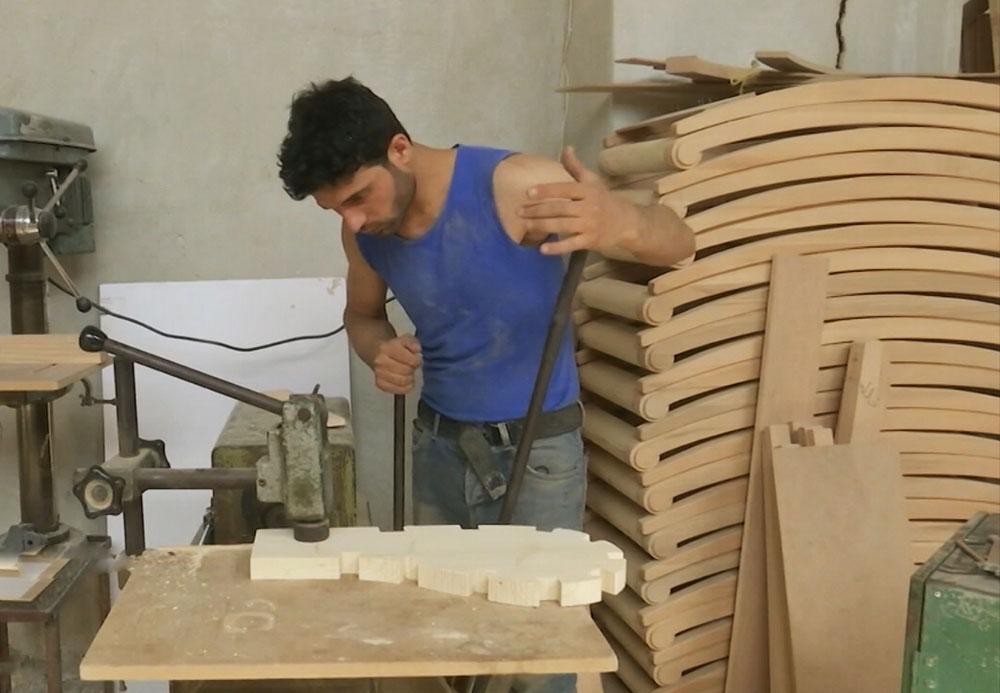 Производство мебели в Сирии