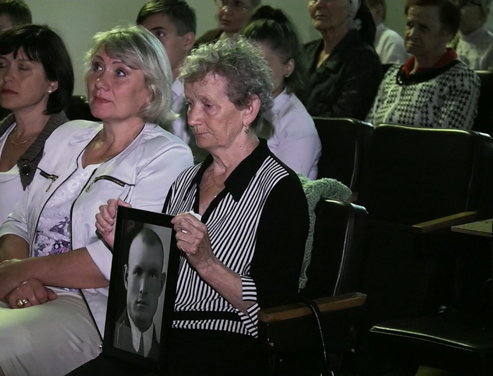 Россиянка обрела память о погибшем во время ВОВ отце