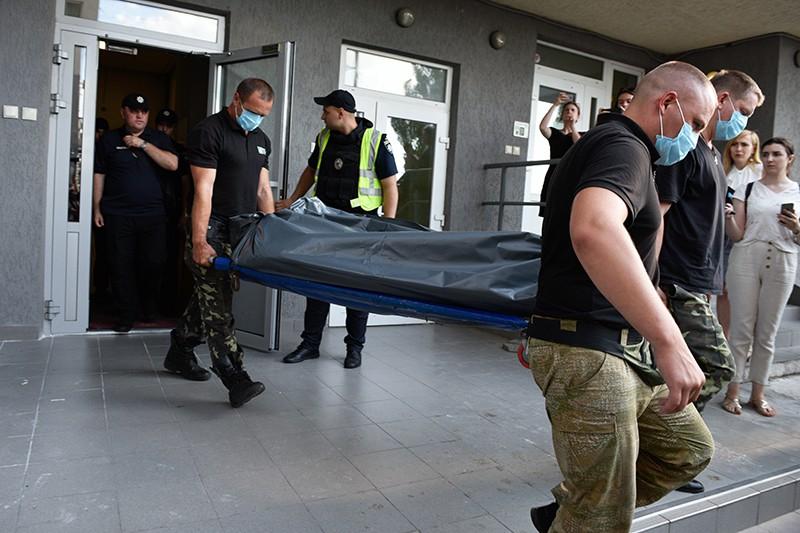 В Киеве погиб депутат Верховной Рады Украины Дмитрий Тымчук