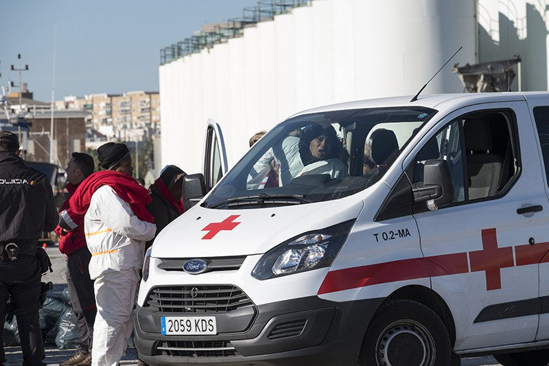 Скорая помощь Испании