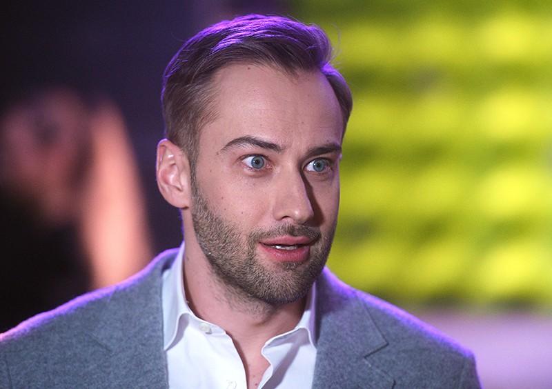 Телеведущий Дмитрий Шепелев