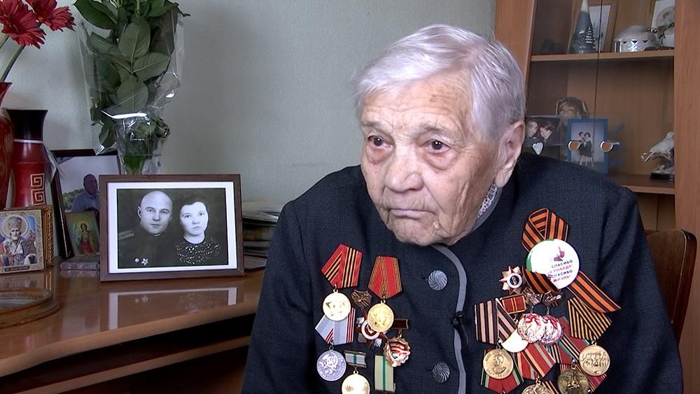Ветеран Лидия Михайловна
