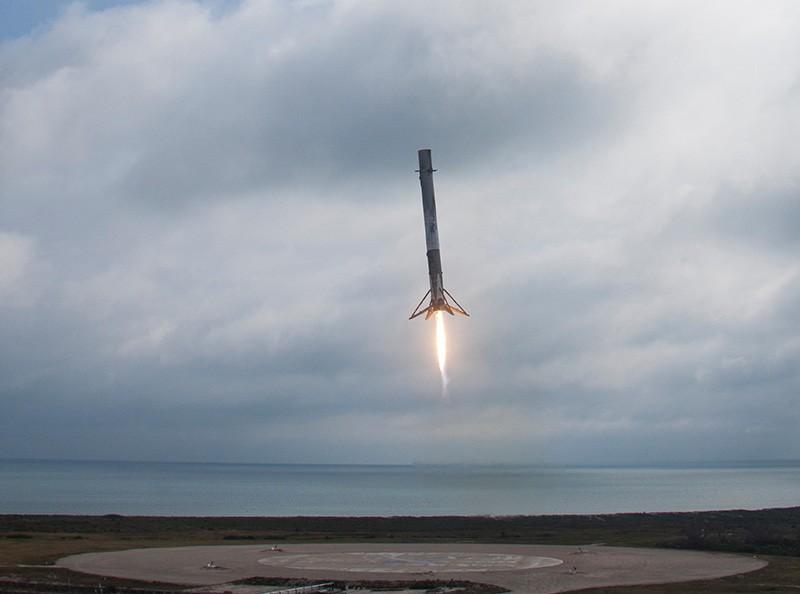 Ракета SpaceX Falcon