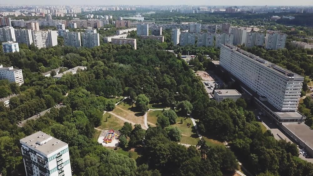"""Район """"Царицыно"""""""
