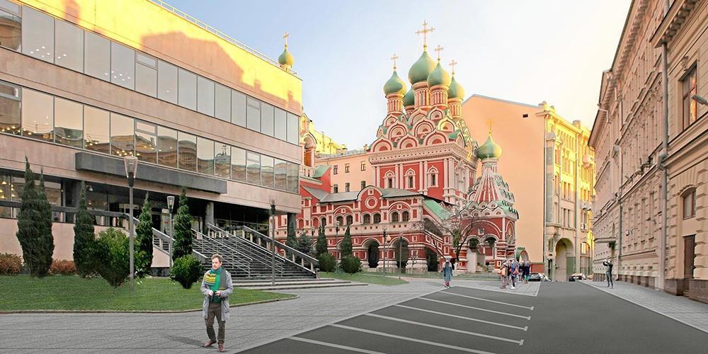Как изменится Ильинка после благоустройства